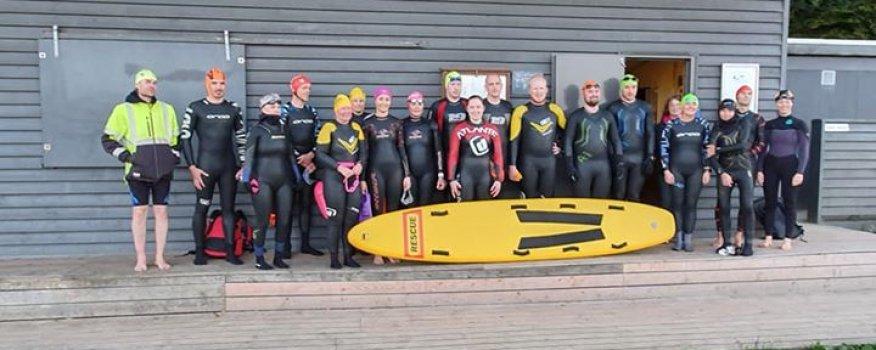 Aarhus Havsvømning åbentvand-svømning